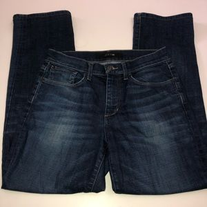 Joes Dark Blue Wash The Rebel Relaxed Straight Leg